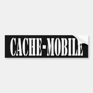 Cache-Mobil bildekal