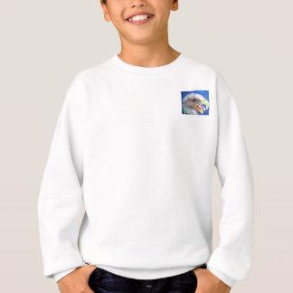 Cachinnating örn t-shirts