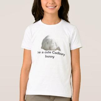 Cadbury kanin tee shirt