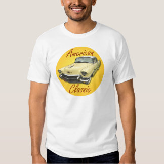 Cadillac 1956 DeVille T-shirts