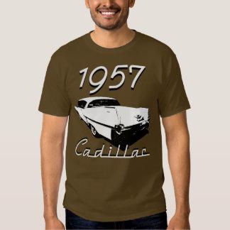 Cadillac 1957 t shirts