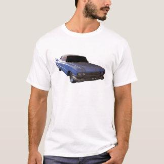 Cadillac 1959 pudrar blått t shirts