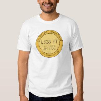 Cadillac berg t shirts