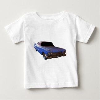 Cadillac blått 1959 t-shirt