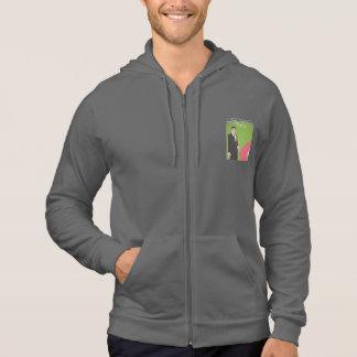 Cadillac filmar hoodien sweatshirt med luva