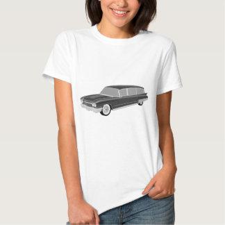 Cadillac Hearse 1960 T Shirt