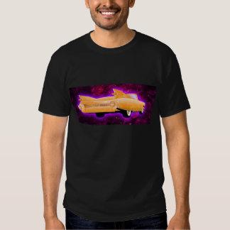 Cadillac i utrymme t-shirt
