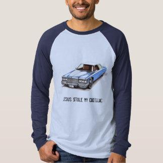 Cadillac Jesus stal min Cadillac Tee