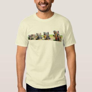Cadillac ranchskjorta t shirts