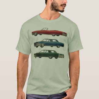 Cadillacs 1965 t shirt