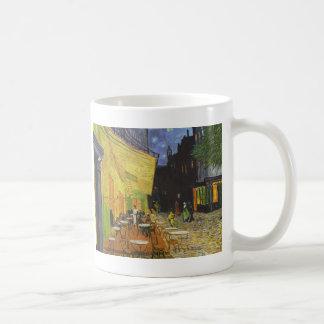Cafe på natten av Vincent Van Gogh Kaffemugg