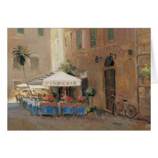 Café Roma Hälsningskort