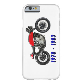 caferacer barely there iPhone 6 fodral