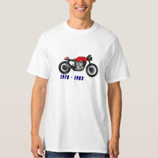 caferacer t shirts