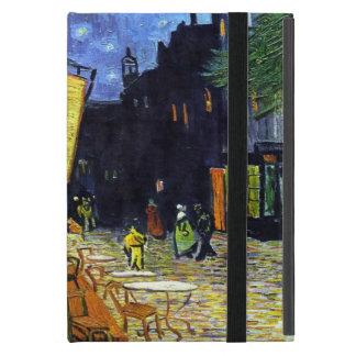 Cafeterrass på natten av Vincent Van Gogh 1888 iPad Mini Fodral