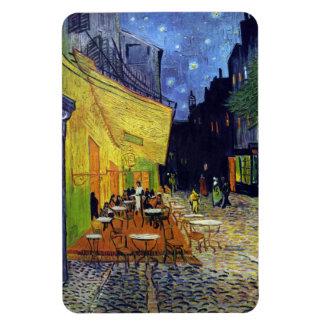 Cafeterrass på natten av Vincent Van Gogh 1888 Magnet