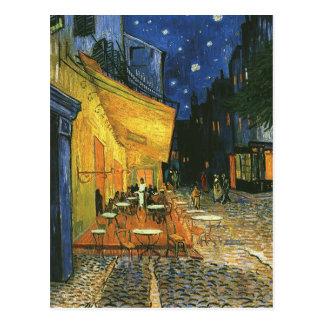 cafeterrassen på stället du fora… vykort