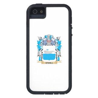 Cahill vapensköld - familjvapensköld iPhone 5 fodraler