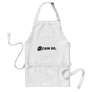 Cain gör förkläde