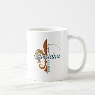 Cajun kultur kaffemugg