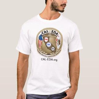 CAL--EDAlogotypT-tröja med websiten T-shirt