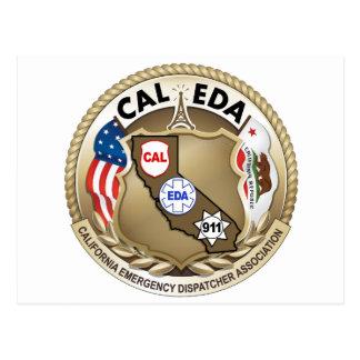 CAL--EDAlogotypvykort Vykort