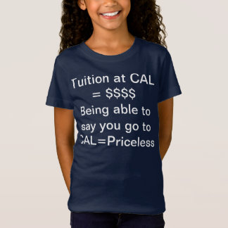 Cal-studentskjortor! T Shirts