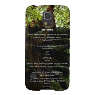 Calamitygalaxen S5 Galaxy S5 Fodral