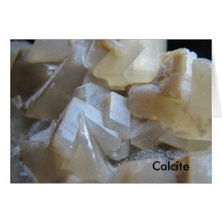 Calcitekristaller OBS Kort