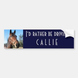 Callie bildekal