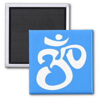 Calligraphic Om-symbol för buddist & för New