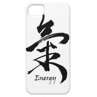 Calligraphy för asiat för för KanjisymbolENERGI iPhone 5 Case-Mate Cases