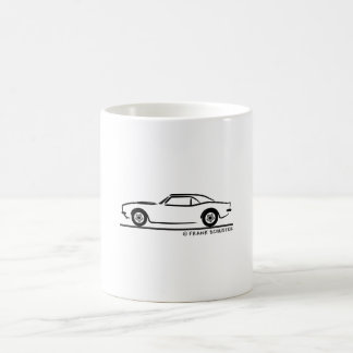 Camaro 1969 kaffemugg