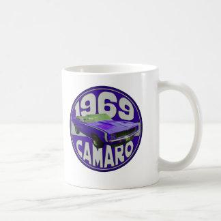 camaro 1969 purpurfärgade trasa bästa för toppen kaffemugg