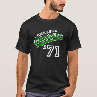 Camaro 1971 350 skrivar tröjor