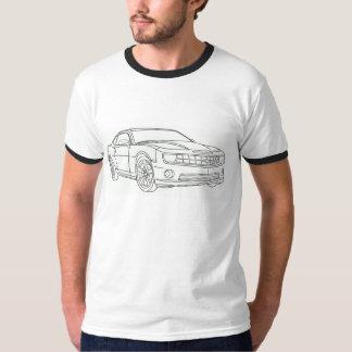 Camaro mall tshirts