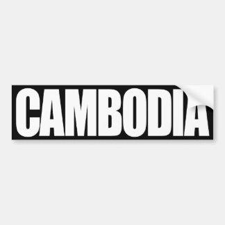 Cambodja Bildekal
