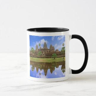 Cambodja Kampuchea, Angkor Wat temple. Mugg