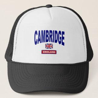 Cambridge England Truckerkeps