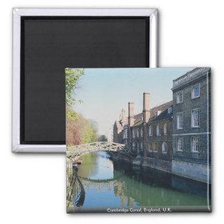 Cambridge kanal, England, Storbritannien Magnet