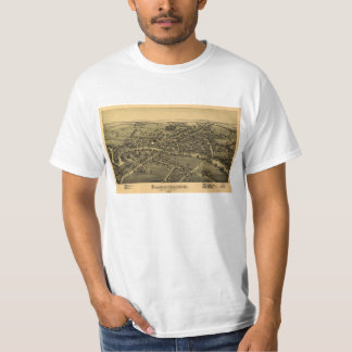 Cambridgeboro Crawford County Pennsylvania (1895) T-shirt