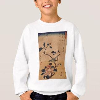 Camellia och Bush sångare vid Hiroshige T Shirts