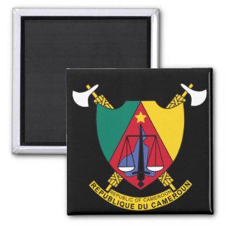 cameroon emblem magnet