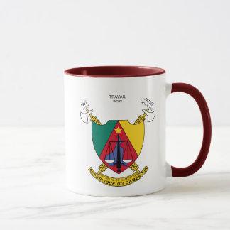 cameroon emblem mugg