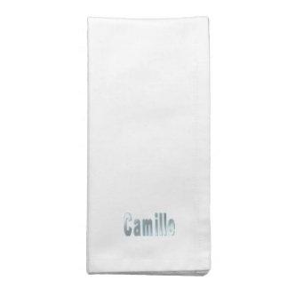 Camilles middagservetter tygservett