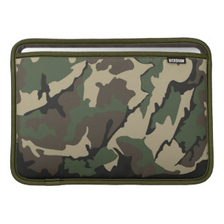 "Camo Macbook luft 11"" horisontalsleeve MacBook Sleeve"