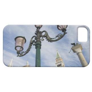 Campanile i den PiazzaSan Marco Venedig italien iPhone 5 Case-Mate Fodral