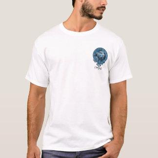 Campbell av den Breadalbane klanvapenskölden Tee Shirts