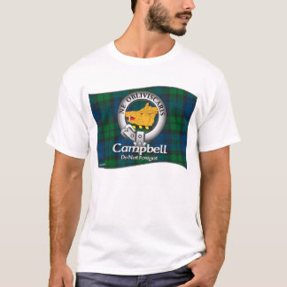 Campbell klan tee shirts