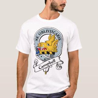 Campbell klanemblem t shirts